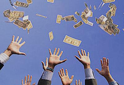 你们知道赚钱的核心秘诀是什么吗?