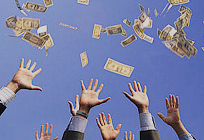 为什么很多人抱怨钱难赚?