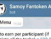 Samoyed:国外空投,完成任务空投500Samoy,邀请加成!