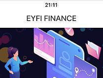 EYFI空投:关注推特加入电报领5个代币
